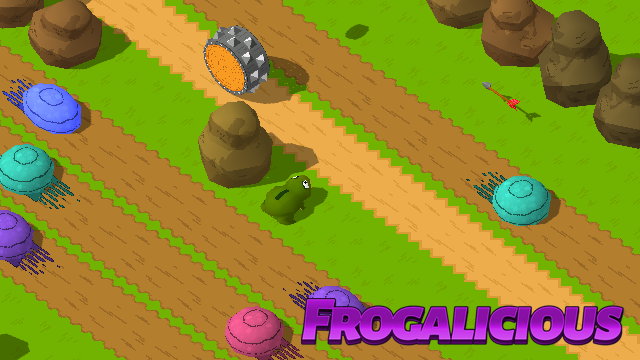 Frogalicious