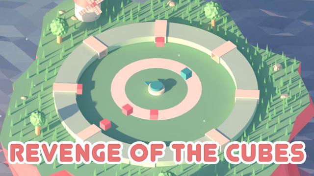 Revenge of the Cubes