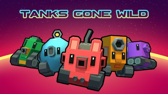 Tanks Gone Wild