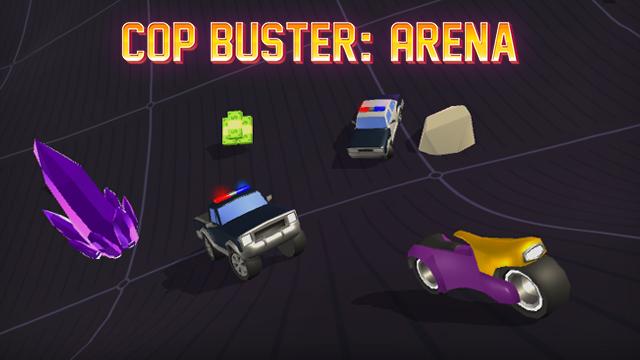 Cop Buster Arena
