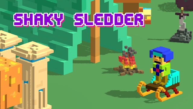Shaky Sledder