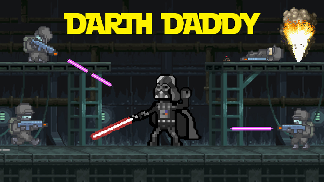 Darth Daddy and the Rebel Scum