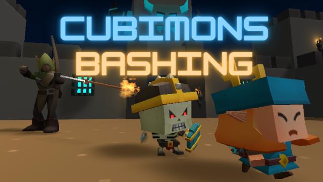 Cubimons